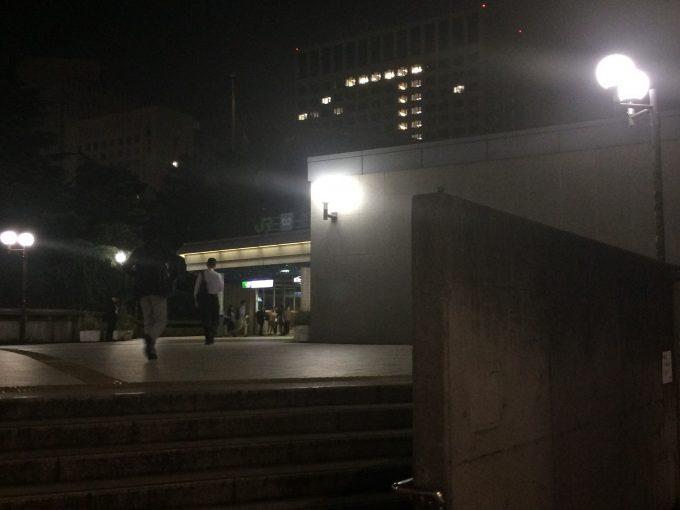 四ツ谷駅赤坂口